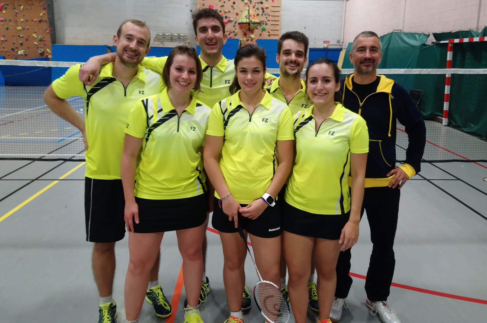 interclub badminton vb1