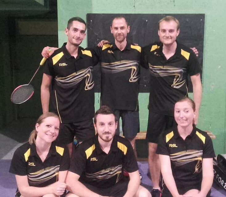 interclub badminton vb6